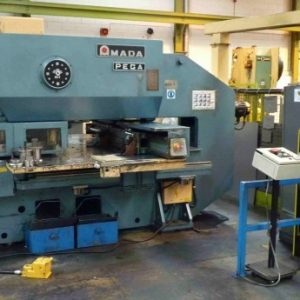 Used Amada Pega 344-Q CNC Punch