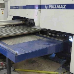Used Pullmax Pullmatic 126 CNC Punch