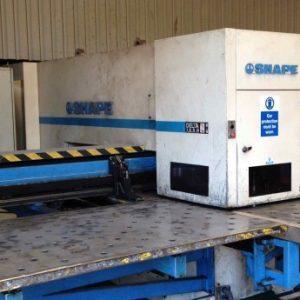 LVD Punching press Delta LB 1250 TK
