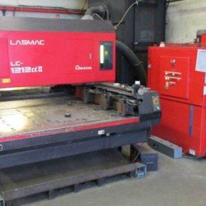Used Amada Lasmac LC1212