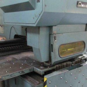 Used Amada Octo 334 CNC Punch