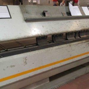 Ras 62.30 CNC Folding Machine | CNC Folder