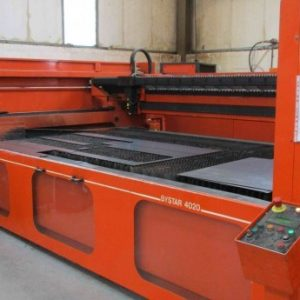 Used Bystronic Bystar 4020 CNC Laser