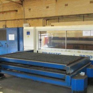 Used Trumpf L2530 laser CNC Cutter