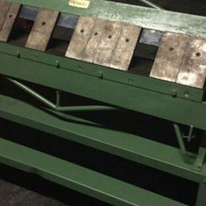 1.2metre Trident Box and pan sheet metal folder