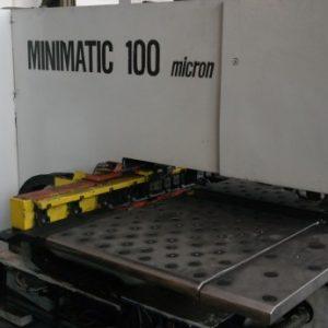 Used Trumpf Minimatic 100 CNC Punch