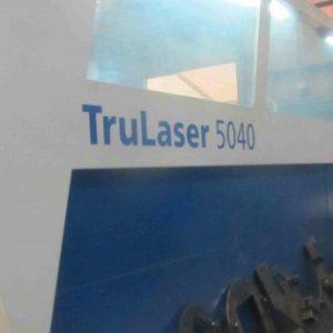 Trumpf TruLaser 5040-6kw