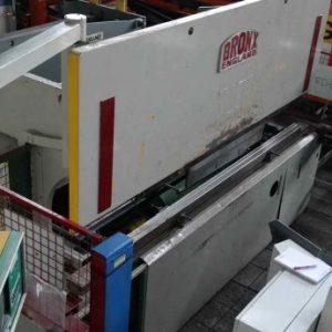 Bronx 80/30-CNC VDU