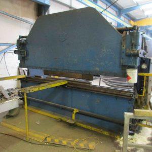 Hammerle 3metre x 100 ton non cnc pressbrake