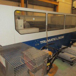 Used Trumpf Trumatic L3030 cnc laser