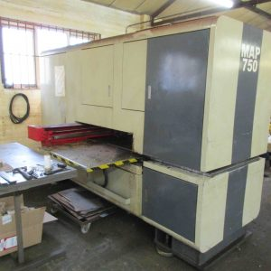 Nisshinbo MAP 750 30 Tons Punching Machine