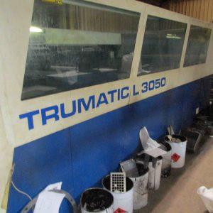 Trumpf Trumatic L3050 CNC Laser
