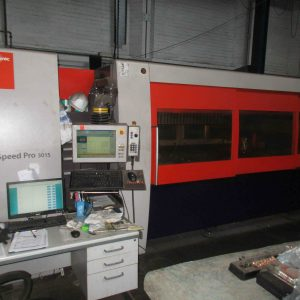 Bystronic Byspeed Pro 3015 6kW CNC Laser