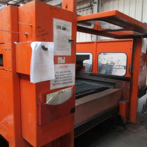 Used Bystronic Bysprint 1.8kw 3015 CNC laser
