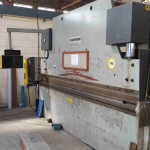 Used Ursviken CNC Pressbrake for sale