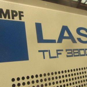 Used Trumpf Trumatic 4030 CNC Laser
