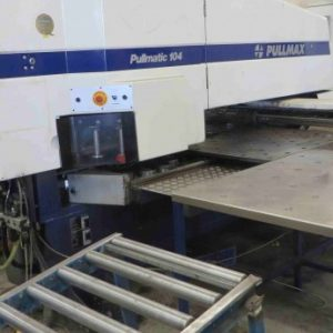 Used Pullmax Pullmatic CNC Punch