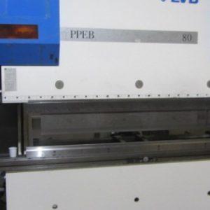 LVD PPEB-80 Press Brake