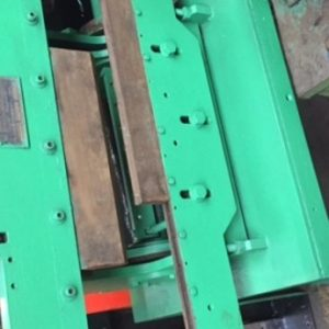 Used Hand operated Bronx Pressbrake