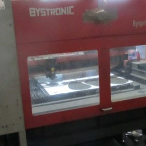 Used Bystronic BySprint 3015 CNC Laser
