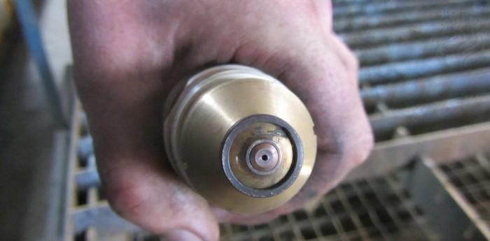 Esab Suprarex Sxe P 4500 Cnc Plasma Cutter