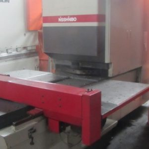Used Nisshinbo MTP 1000F CNC Punch