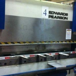 Edwards Pearson PR6 CNC 150/31