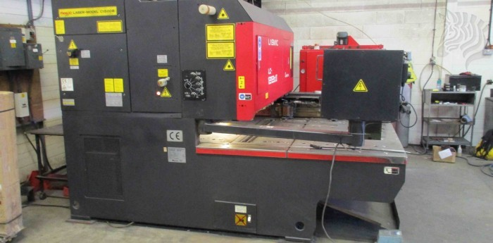 Amada Lasmac Lc1212 Zebra Worldwide Machinery Ltd