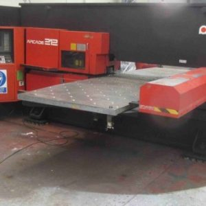 Used Amada Arcade 212 CNC Punch