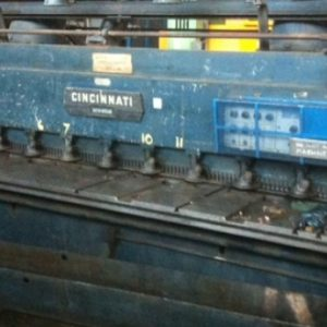 Used Cincinnati Auto Shear