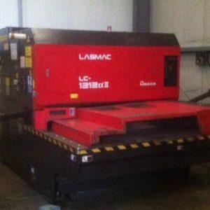 Used Amada LC 1212 A II CNC Laser
