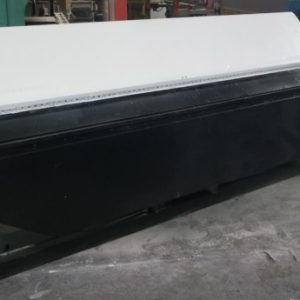 Used Powered box & pan folder
