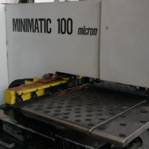 Used Trumpf Minimatic 100 CNC Punch