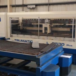 Used Trumpf L2530 Plus CNC Laser