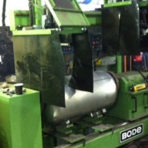 Used Bode Lathe / Seam Welder