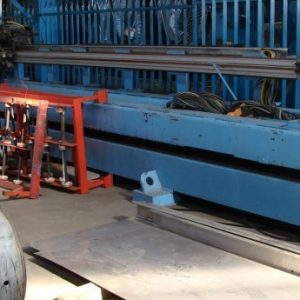 Used Nortinox TH 300 Seam Welder