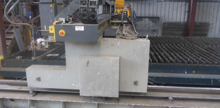 Esab Suprarex Sxe P 4500 Zebra Worldwide Machinery Ltd