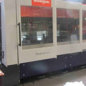 Bystronic Byspeed 3015 5200 arc laser