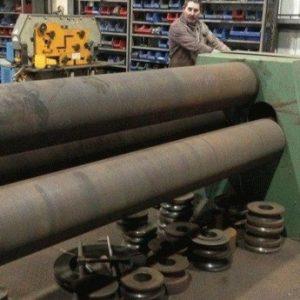 Bending Rolls Lutherwerken Rolls