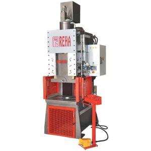 NEW REHA 60TON C FRAME HYDRAULIC PRESS
