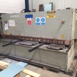 Used Ermaksan HGD 3100-13