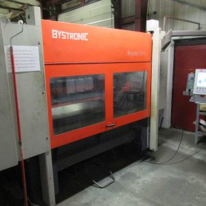 Used Bystronic Bysprint 3015 3kw CNC Laser