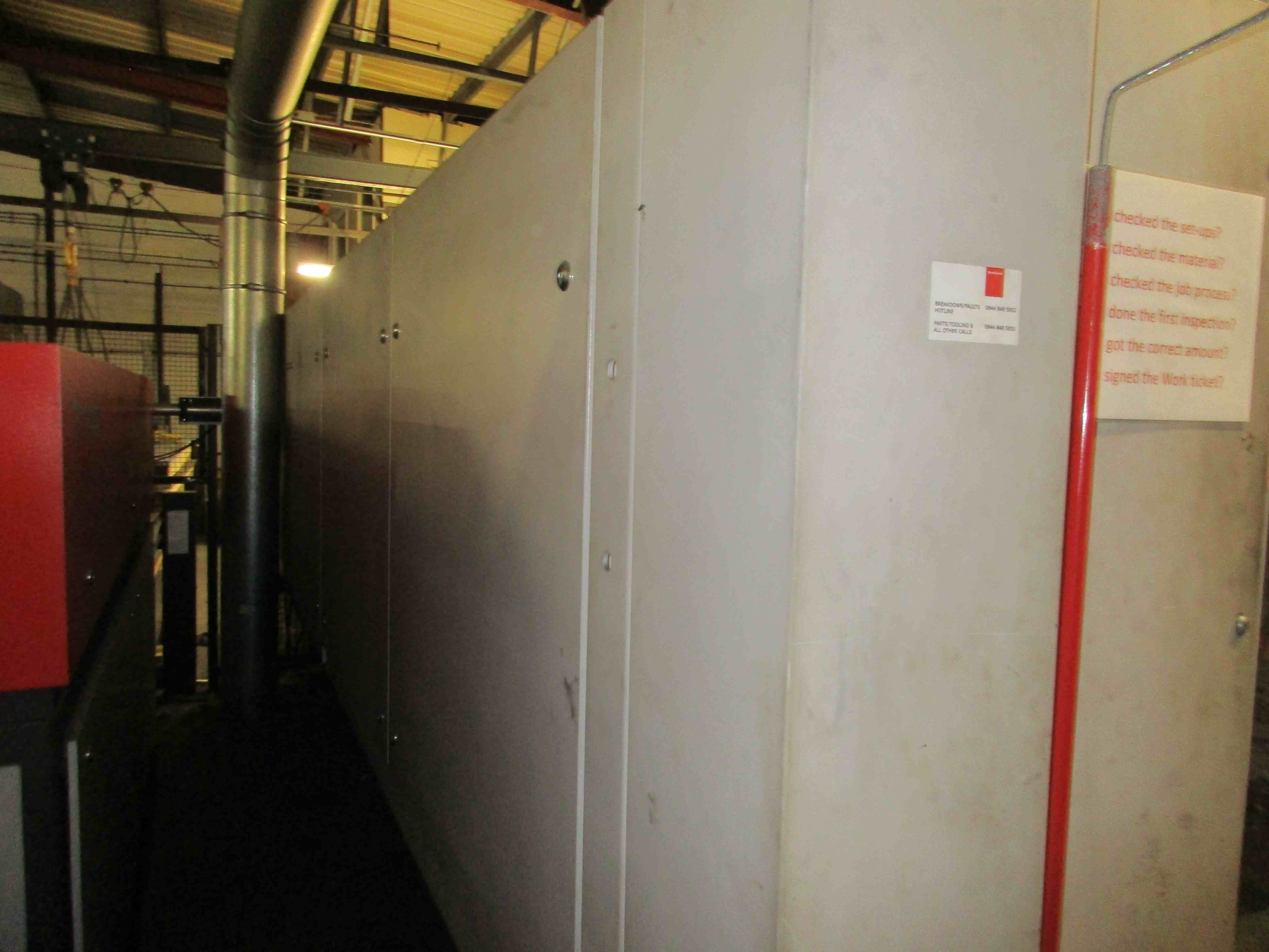 Used Bystronic Bysprint 3015 3kw Cnc Laser Machinery