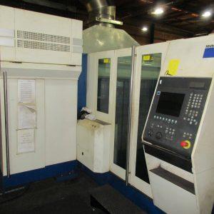 Trumpf Trumatic L3050 laser cutting system