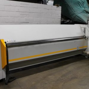 Used RAS 62.30 Turbobend CNC Folder