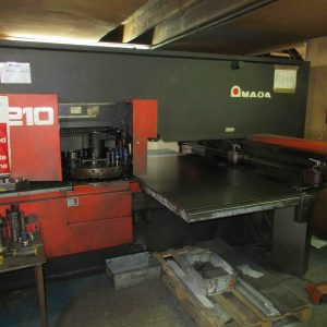 Amada Arcade 210 cnc punch press machine