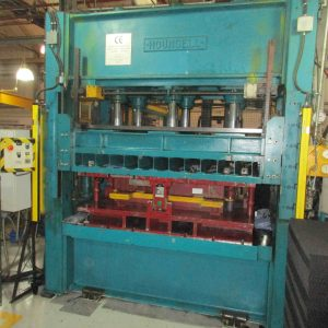Hounsell Down Stroke Hydraulic Forming Press
