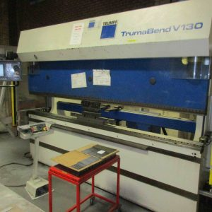 Press brake Trumpf TrumaBend V130