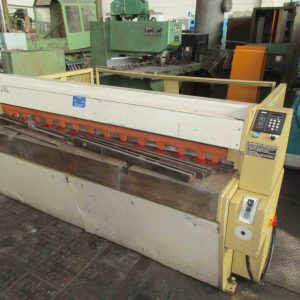 Used Edwards Direct Drive Guillotine