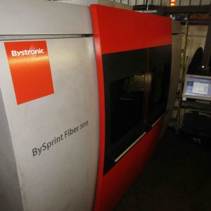 Bystronic Bysprint 3015 4kw fiber CNC Laser